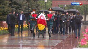Во Владикавказе почтили память погибших в Великой Отечественной войне