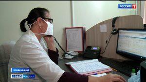 Первая поликлиника задействовала 40 выездных бригад для обследования пациентов на дому и доставки лекарств
