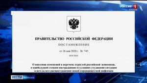 СМИ включены в перечень пострадавших отраслей постановлением Правительства РФ