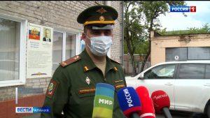 В Северной Осетии в разгаре призывная кампания