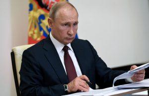Владимир Путин поручил Сергею Собянину помочь нескольким регионам в борьбе в коронавирусом