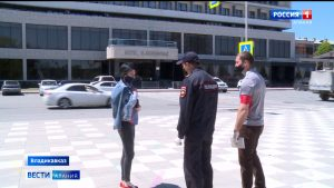 Сотрудники МВД и Роспотребнадзора провели очередной рейд во Владикавказе