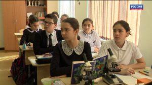 Школы Северной Осетии получат новые учебники