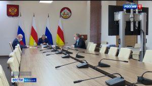 Реализацию мер поддержки бизнеса в условиях пандемии обсудили на совещании Штаба по обеспечению устойчивого развития экономики