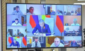 В Северной Осетии развернут дополнительные койки для пациентов с подозрением на коронавирус