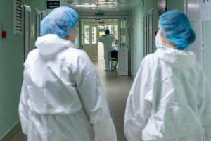 В Ардонской ЦРБ заболели 30 медиков