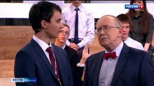Выпускник из Владикавказа стал победителем телевизионной олимпиады «Умницы и умники»