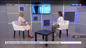 Пульс. Рак молочной железы: диагностика и лечение