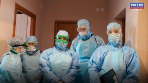 Россия 24. Медработники, заразившиеся COVID-19 во время оказания помощи, начали получать компенсации