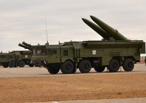 Ракетчики ЮВО в Северной Осетии совершили марш на полигон для выполнения боевых задач
