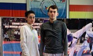 Тхэквондисты Сармат Цакоев и Анисия Челохсаева вызваны на сбор главной команды страны