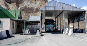 Ограничения на пересечение границы Южной Осетии с Россией продлили еще на месяц