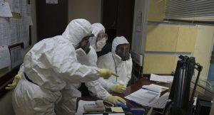 Врачи из Москвы заявили о спаде эпидемии коронавируса в Северной Осетии