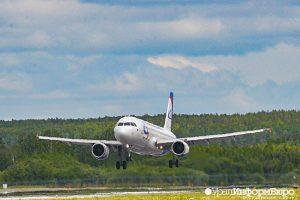«Уральские авиалинии» открывают новый рейс в Северную Осетию из Москвы