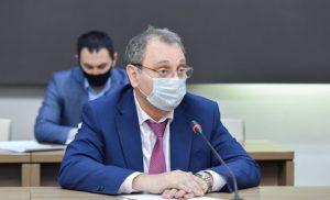 Тамерлан Гогичаев вернулся к работе после перенесенного коронавируса