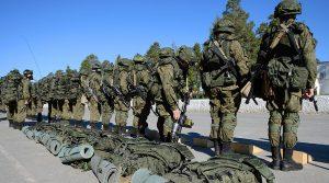 На военный аэродром в Северной Осетии вернулись военнослужащие ЮВО из Сирии