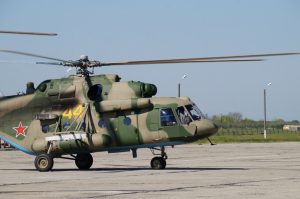 Авиационная группа ЮВО проведет воздушную часть парада во Владикавказе