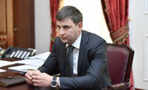 Вячеслав Битаров провёл рабочую встречу с министром промышленности и транспорта республики