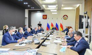 В Минэкономразвития России обсудили реализацию госпрограмм и инвестиционных проектов в Северной Осетии