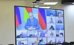 Подготовку к новому осенне-зимнему сезону обсудили на совещании, которое провел Таймураз Тускаев