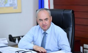 Таймураз Тускаев и Артур Тотиков обсудили ход строительства соцобъектов в рамках нацпрограмм