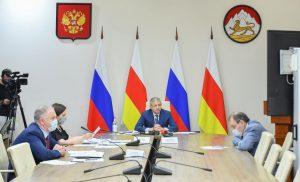 Программу развития Моздокского района обсудили на совещании под председательством Вячеслава Битарова