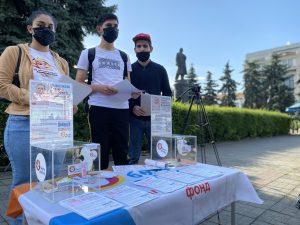 В Северной Осетии продолжает сбор средств для помощи 8-месячной Зарине Бадоевой, страдающей СМА