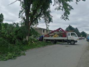 Власти окажут помощь жителям пострадавших домов в Ардонском районе