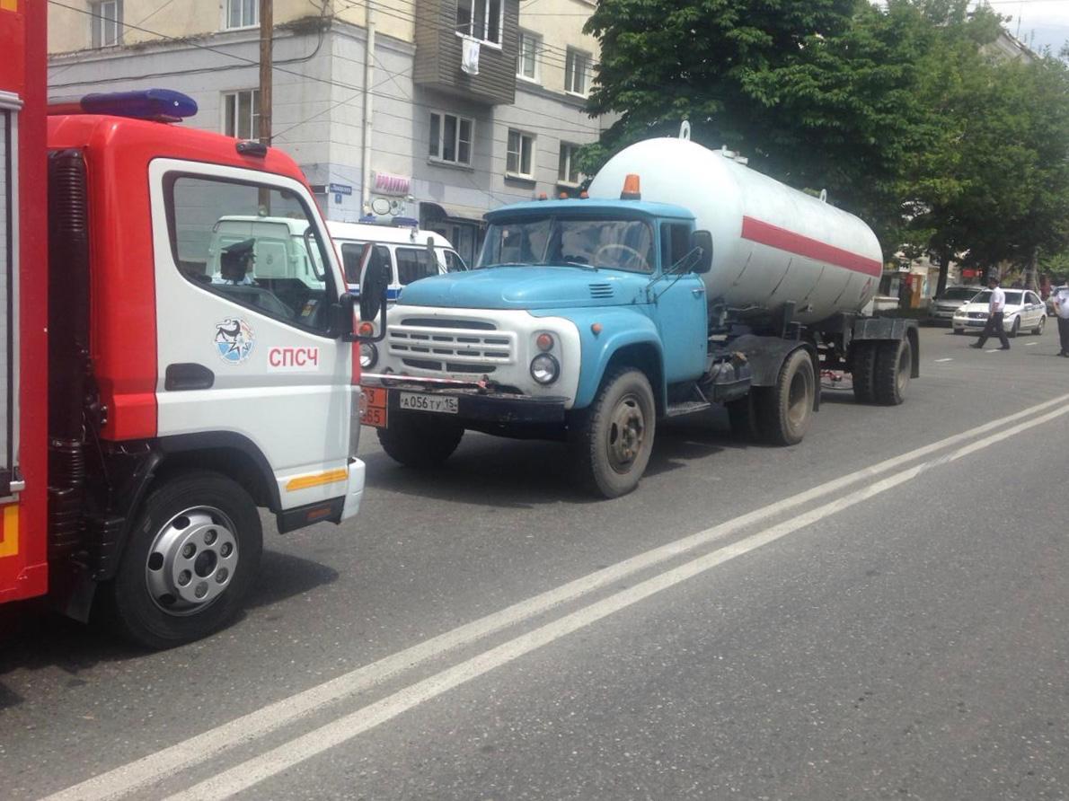 Во Владикавказе водитель грузовика насмерть сбил велосипедиста