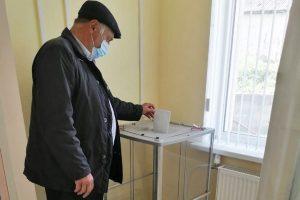 В отдаленных селах Северной Осетии к 14:00 проголосовали более 50% избирателей
