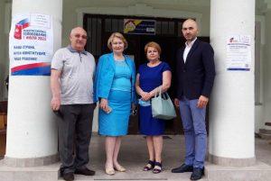 Общественная палата Северной Осетии подготовила более 2,6 тысяч наблюдателей за ходом голосования по поправкам в Конституцию РФ