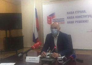 Явка на голосовании по поправкам в Конституцию РФ в отдаленных селах Северной Осетии составила около 80%, «за» проголосовало 89% избирателей