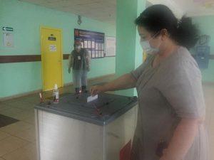 В Северной Осетии стартовало голосование по поправкам в Конституцию РФ