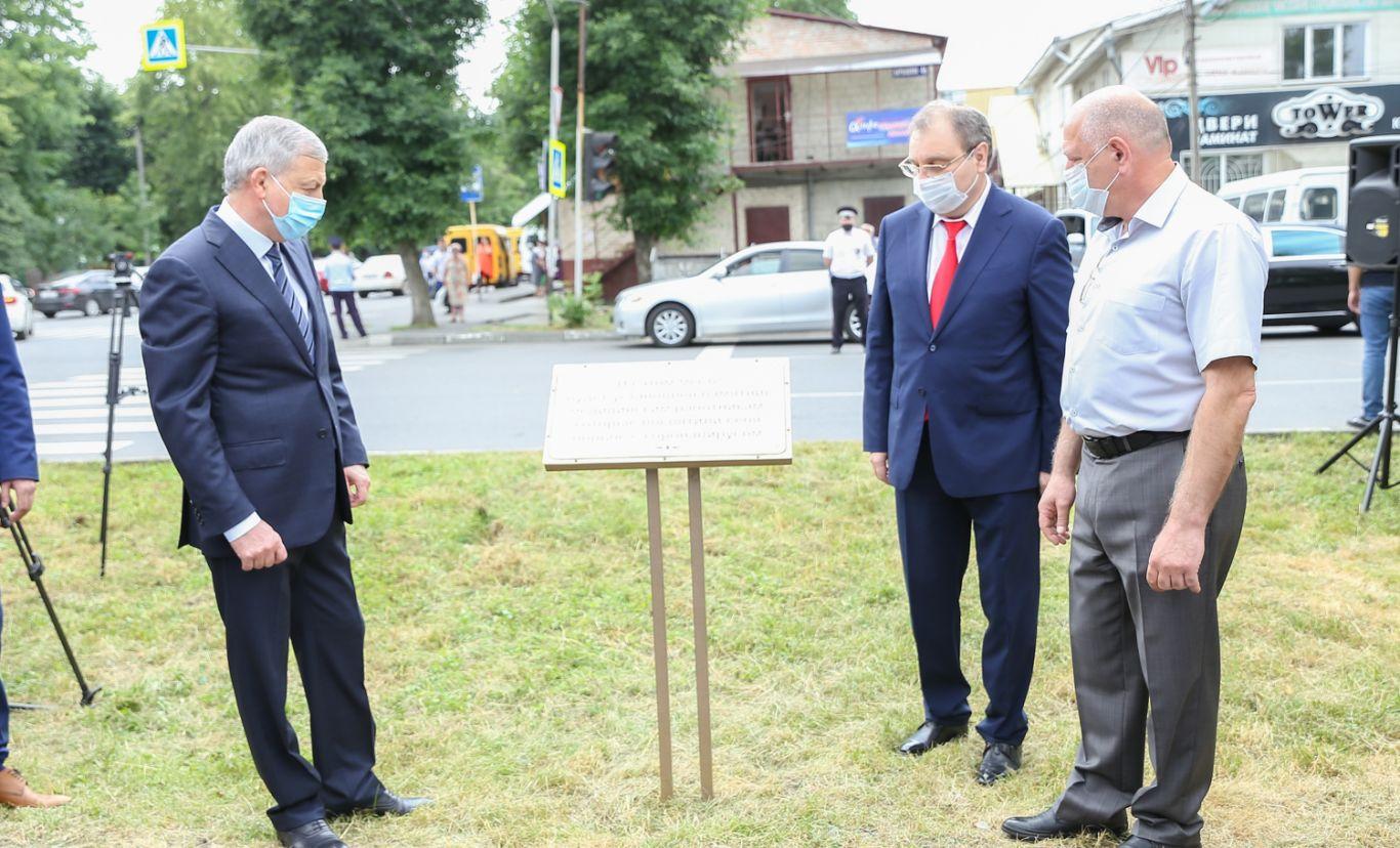 Во Владикавказе установят памятник медработникам, борющимся с COVID-19