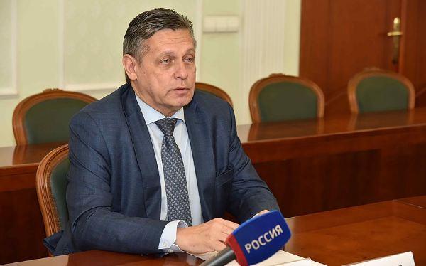 Замгендиректора ВГТРК Рифат Сабитов возглавил комиссию ОП РФ по развитию информационного сообщества, СМИ и массовых коммуникаций
