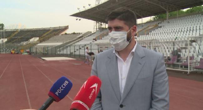 ФК «Алания» начнёт новый футбольный сезон на домашней арене