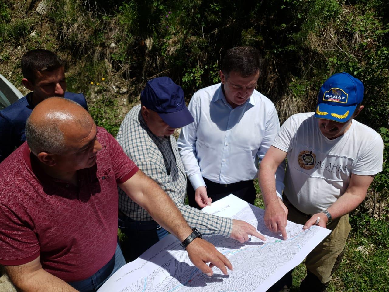 В Северной Осетии определили места строительства трех новых малых ГЭС