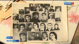 Летопись войны семьи Абаевых