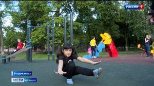 7-летняя Ева Геладзе вошла в Книгу рекордов России по приседаниям на одной ноге