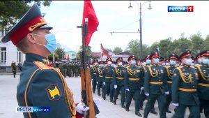 В параде Победы во Владикавказе примут участие более тысячи человек