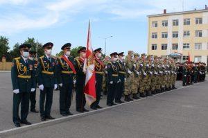 В Северной Осетии военнослужащие Росгвардии приступили к репетиции Парада Победы