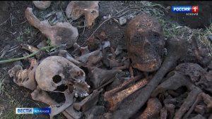 Останки семи немецких солдат, обнаруженные в Ардоне, будут переданы гуманитарной организации «Народный союз Германии»