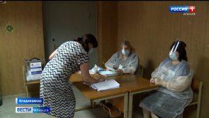 На отдельных предприятиях республики для удобства сотрудников работают выездные избирательные комиссии