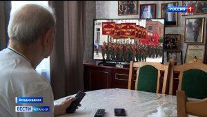 Большинство ветеранов из-за пандемии парад Победы смогли увидеть только по телевизору