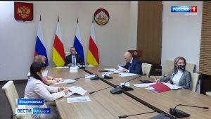 На заседании под председательством Таймураза Тускаева обсудили план консолидированного бюджета муниципальных образований