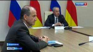 Реализацию инвестиционных проектов в республике обсудили на совещании под председательством Таймураза Тускаева