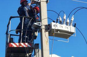 9 июня на нескольких улицах Владикавказа будет временно ограничено энергоснабжение