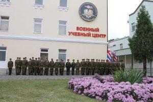 Курсанты военного учебного центра СОГУ примут участие в параде Победы
