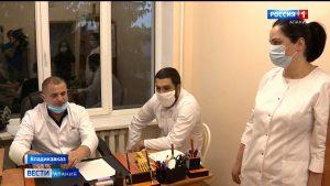 Команда врачей-травматологов в Северной Осетии на время пандемии переквалифицировалась в инфекционистов