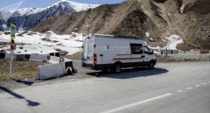 В Южной Осетии ослабили ограничения на границе с Россией